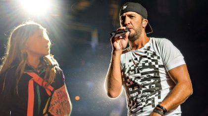 Luke Bryan Halts Show For Injured Girl