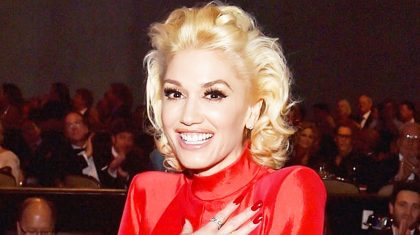 Gwen Stefani Makes A Presidential-Sized Announcement