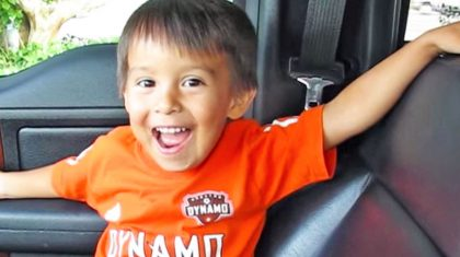 3-Year-Old Passionately Sings His Favorite Conway Twitty Song, And It's Super Cute