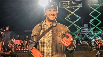 Luke Bryan Goes Against His Doctor's Orders After Biking Accident