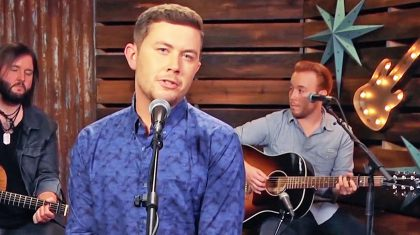 Scotty McCreery Will Give You Chills With Cover Of Jamey Johnson's 'In Color'