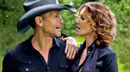Tim McGraw & Faith Hill's Most Romantic Moments Caught On Tape