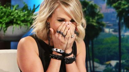 Carrie Underwood Channels Sheer Bravery To Experience What Nightmares Are Made Of