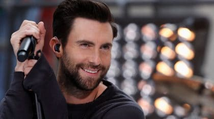 Adam Levine's Heavenly Photo With His Baby Girl Will Melt Your Heart