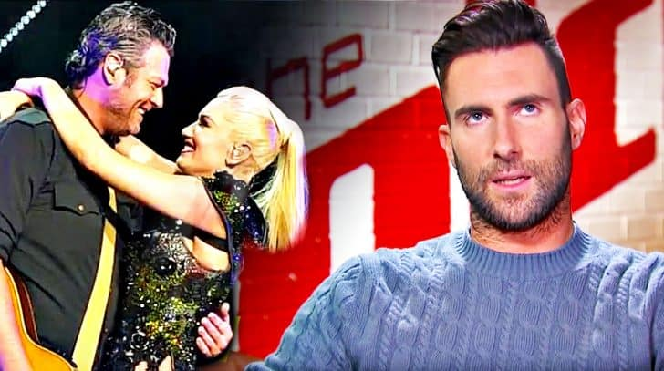 "Adam Levine On Blake And Gwen's Relationship: ""It's Disgusting"" 