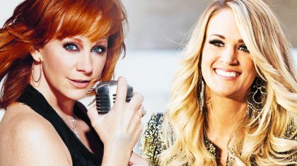 Carrie Underwood & Reba Are The Only Artists To Do This 1 Thing