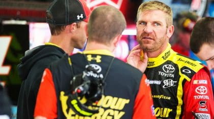 NASCAR Driver Sues His Team For $2.2 Million