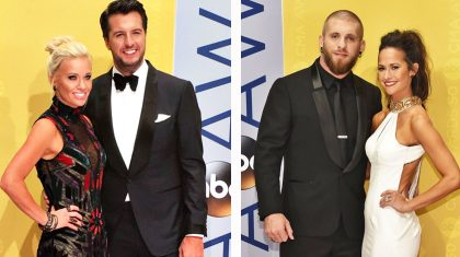 The Cutest Couples From The 50th CMA Awards!