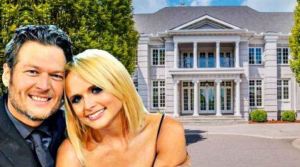 Miranda Lambert Ditches Mansion She Shared With Blake
