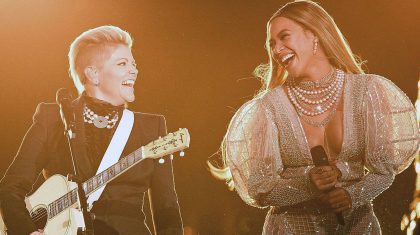 Natalie Maines Slams CMAs After Beyonce Performance