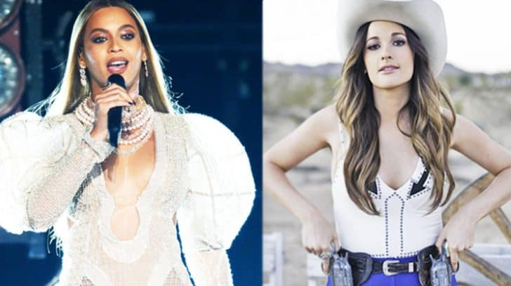 Kacey Musgraves Reveals Her Controversial Opinion On Beyoncé's CMA Perfromance | Country Music Nation