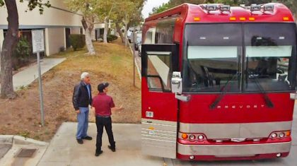 Step Inside Brad Paisley's Insanely Detailed Custom Tour Bus