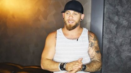 Brantley Gilbert Is Beggin' His 'Nana' To Make This Delicious Thanksgiving Dish