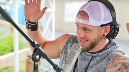 Brantley Gilbert Shares His Honest Opinion Of His Mother-In-Law