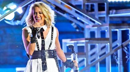 Carrie Underwood Shows The CMAs Who's Boss With Bold Performance Of 'Dirty Laundry'