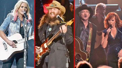 Get Ready For The 2016 CMA Awards With Last Year's Most Memorable Performances