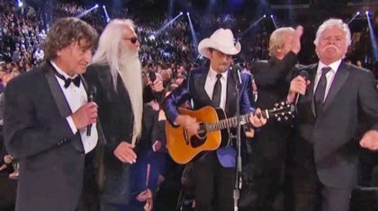 The Oak Ridge Boys Will Set Your Heart On Fire With CMA Performance Of 'Elvira'