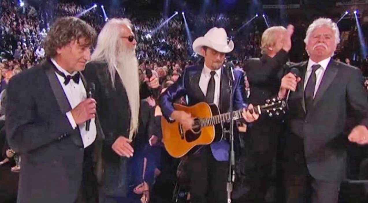 The Oak Ridge Boys Will Set Your Heart On Fire With CMA Performance ...