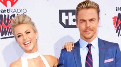 Julianne & Derek Hough Team Up To Make Exciting Announcement