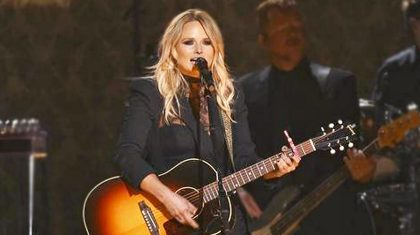 Miranda Lambert Announced As Performer For This Year's 'Thanksgiving Day Parade'