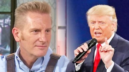 Rory Feek Reveals His Feelings Towards The Presidential Election