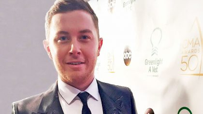 How Scotty McCreery Swooped In And Saved The Day At The CMAs