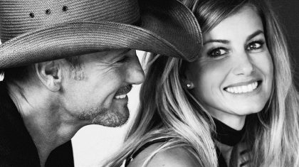 Faith Hill Shares Fiery Photo With Flirty Message For Tim McGraw