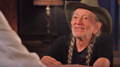 Willie Nelson Opens Up About Life's Most Ridiculous Questions Over Whiskey