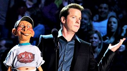 Jeff Dunham's Redneck Puppet Hysterically Hit On Reba McEntire