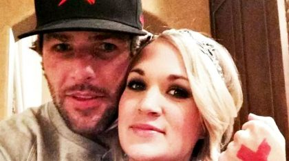 Carrie Underwood Brought To Tears By What Husband Wrote