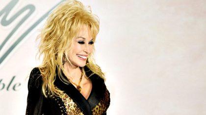 Dolly Parton Announces Surprising New Movie