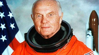 Legendary Astronaut John Glenn Pronounced Dead
