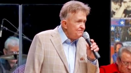 Bill Anderson's Tribute To Merle Haggard Will Fill Your Eyes With Tears