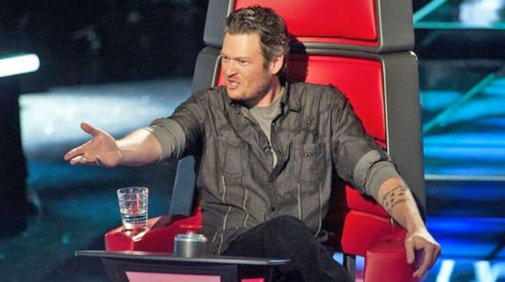 Blake Shelton Calls Out 'Voice' Record Label After Failing Past Winners | Country Music Nation