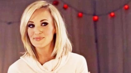 Carrie Underwood Just Won Christmas With Her Epic Ugly Sweater