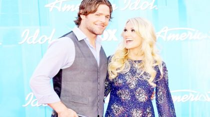 Carrie Underwood & Husband Mike Fisher's Magical Love Story Will Melt Your Heart