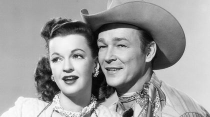 5 Of Roy Rogers & Dale Evans' Sweetest Moments Ever Caught On Film