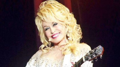Dolly Parton Brings A Christmas Miracle To Families Affected By Wildfires