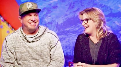 You'll Never Believe What Trisha Yearwood Convinced Garth Brooks To Wear