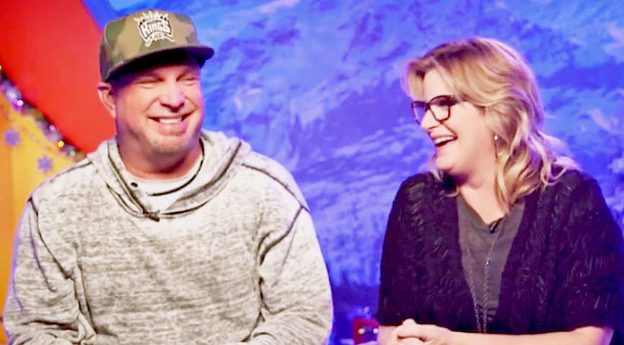Youll Never Believe What Trisha Yearwood Convinced Garth Brooks To