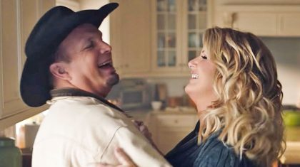 Garth Brooks & Trisha Yearwood's Most Adorable Moments Caught On Camera