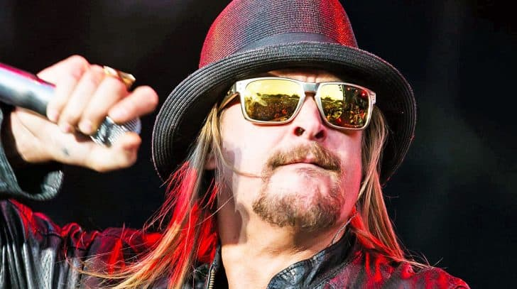 Kid Rock Sparks Major Controversy With Record Label | Country Music Nation