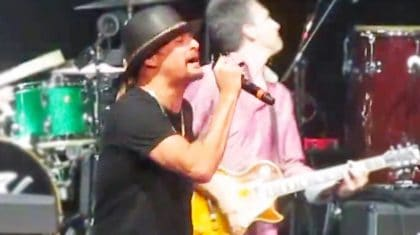 Kid Rock Heats Up Charlie Daniels' Birthday Bash With Blazing Performance Of 'All Summer Long'