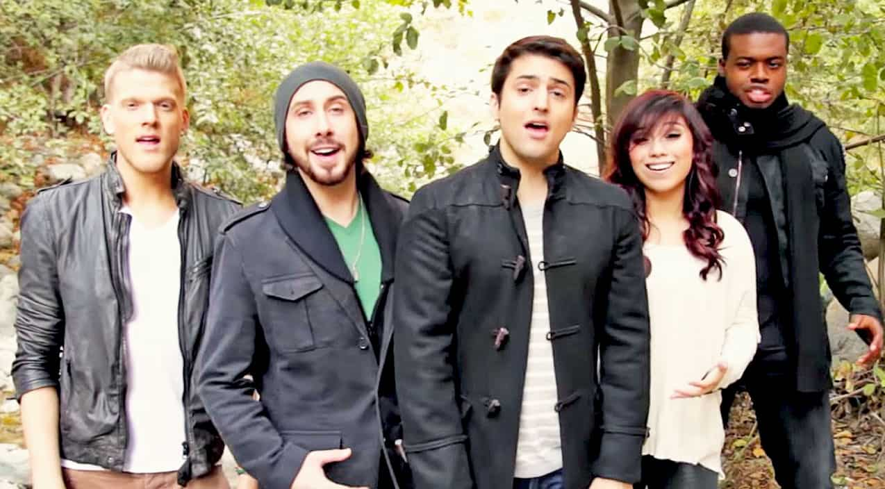 Youtube Pentatonix Christmas.Pentatonix Will Make Your Soul Sing With Their Chilling