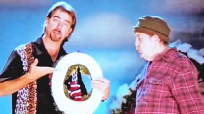 Bill Engvall's 'Here's Your Sign' Christmas Will Have Y'all In Stitches