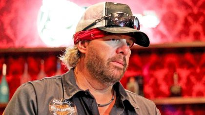 Toby Keith Asks Fans For Prayers