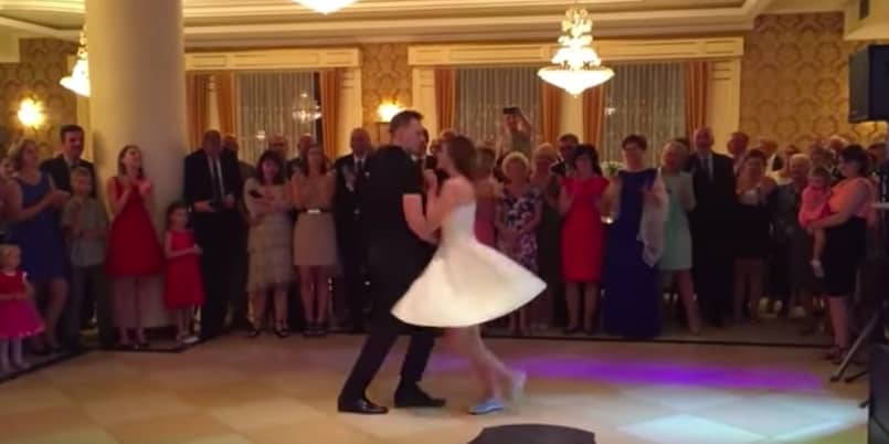 U Tube Wedding Dances.Bride Groom Channel Dirty Dancing For Wedding Dance Country