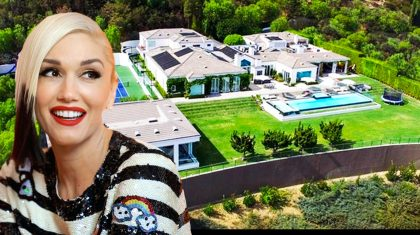 In A Surprising Move, Gwen Stefani Lists L.A. Home For Sale