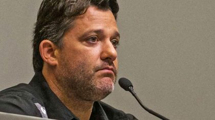 Tony Stewart Makes Unexpected Change In 'Wrongful Death' Lawsuit