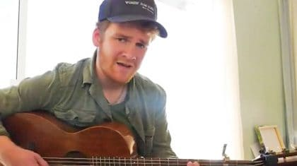 Ben Haggard Delivers Chills With Riveting Rendition Of His Father's Song